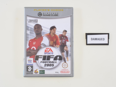 FIFA 05 - Gamecube - Outlet