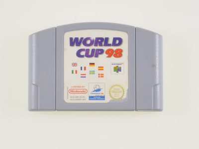 World Cup 98 - Nintendo 64 - Outlet