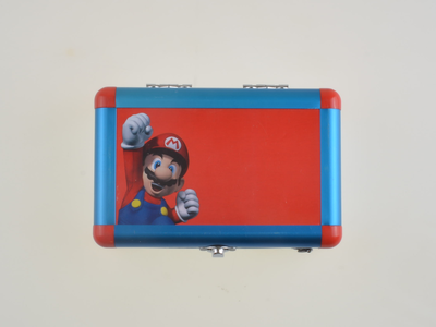 Nintendo DS Steel Case Mario