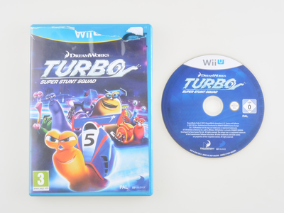 Turbo: Super Stunt Squad - Wii U - Outlet