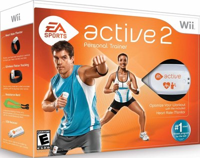 EA Sports Active 2 - Complete Pack
