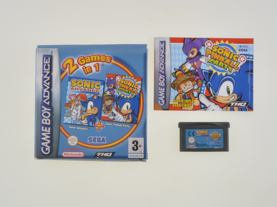 Sonic Advance + Sonic Pinball Party