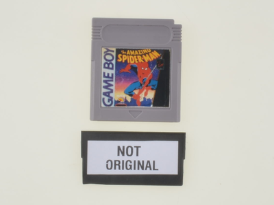 The Amazing Spiderman - Gameboy Classic - Outlet