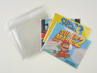 Nintendo NES Manual Bag