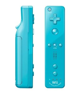Nintendo Wii Motion Plus Controller Blue