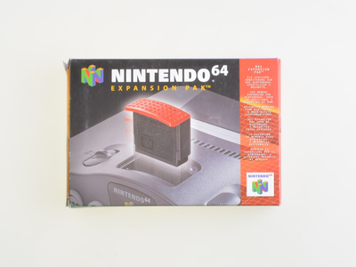 Nintendo 64 [N64] Expansion Pack [Complete]
