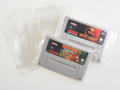 SNES Cart Bag