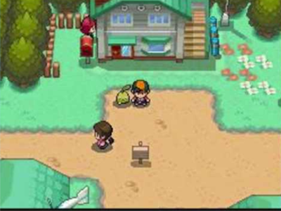 Nintendo DS Screenshot Pokemon SoulSilver