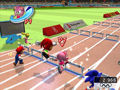 Nintendo DS Screenshot Mario & Sonic at the Olympic Games
