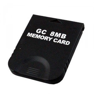 Gamecube Memory Card (Third Party)