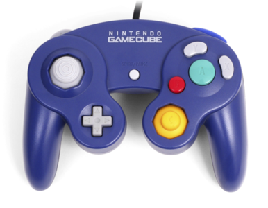Originele Nintendo Gamecube [NGC] Controller Purple