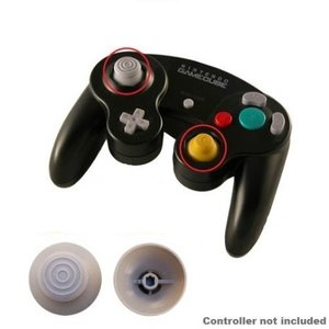 GameCube Replacement Analog Cap (Grey)