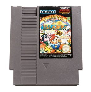 Rainbow Islands NES Cart