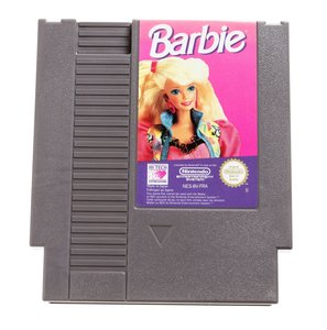 Barbie NES Cart