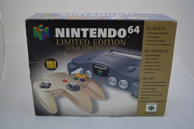Nintendo 64 Toys R Us Limited Edition Set