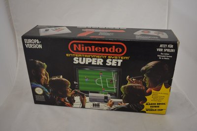 Nintendo NES Super Set