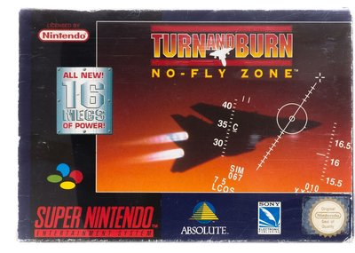 turn and burn no-fly zone manual pdf