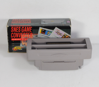Fire FX SNES NTSC Converter Boxed