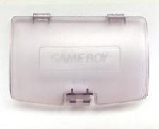 Game Boy Color Battery Cover (Clear Purple)