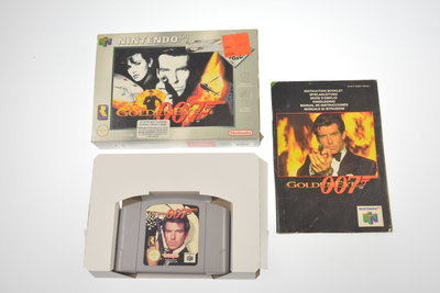 Goldeneye 007 (Player's Choice)