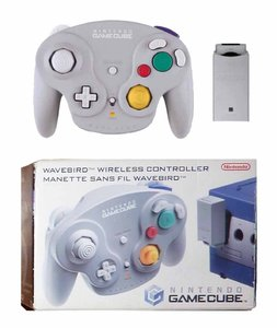 Wavebird Wireless Gamecube Controller - Boxed