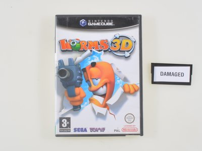 Worms 3D - Outlet