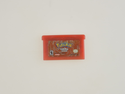 Pokemon Firered Version - Gameboy Advance - Outlet