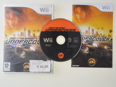 Need for Speed: Undercover - Wii - Outlet
