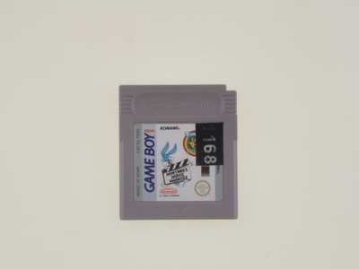 Tiny Toon Montana's Movie Madness - Gameboy Classic - Outlet