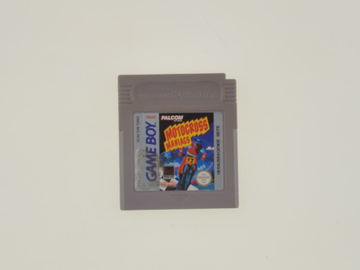 Motocross Maniacs - Gameboy Classic - Outlet