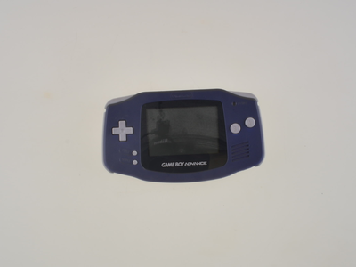 Gameboy Advance Blue - Gameboy Advance - Outlet