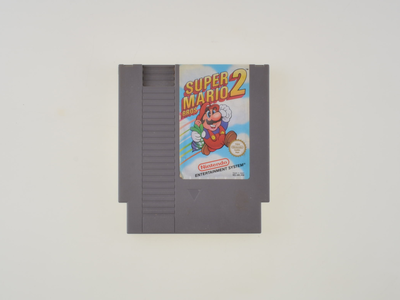 Super Mario Bros 2 - Nintendo NES - Outlet