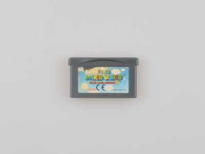 Super Mario Advance 2 - Super Mario World - Gameboy Advance - Outlet